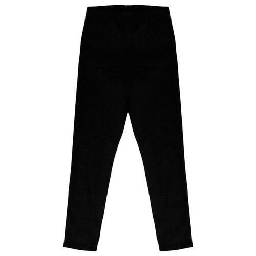 Лосины гимнастические х/б, цвет черный (р.34) 2779469