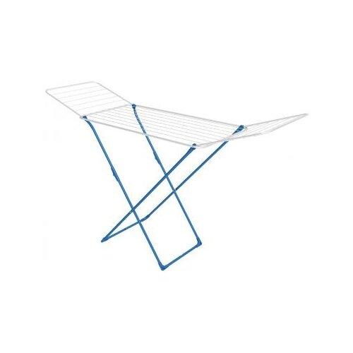 Фото - Сушилка для белья Nika напольная 18 м, голубой сушилка для белья nika напольная 20 м голубой