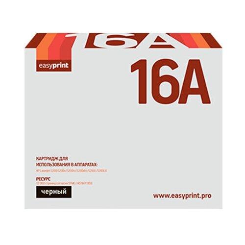 Фото - Картридж EasyPrint LH-16A, совместимый картридж easyprint lh 83a совместимый