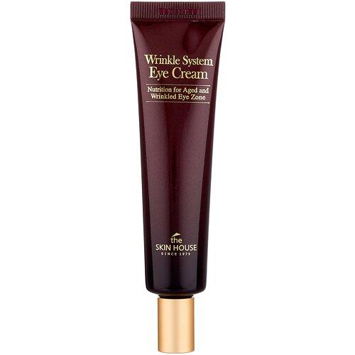 The Skin House Крем для кожи вокруг глаз Wrinkle System Eye Cream, 40 мл недорого