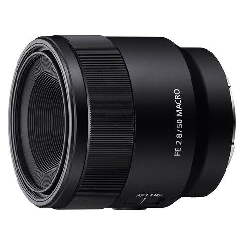 Фото - Объектив Sony FE 50mm f/2.8 Macro объектив sony 16mm f 2 8 fisheye sal 16f28