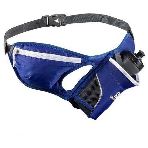 Сумка на пояс c флягой SALOMON Hydro 45 Belt синий/белый 39289800