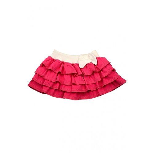 Купить Юбка Mini Maxi, 0739, цвет малиновый 0739(7)малина-92 92, Платья и юбки