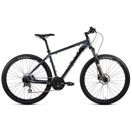 велосипед горный scott aspect 950 269806 черный бронза размер рамы m Горный (MTB) велосипед Aspect Stimul 27.5 (2021) серый/черный 16 (требует финальной сборки)