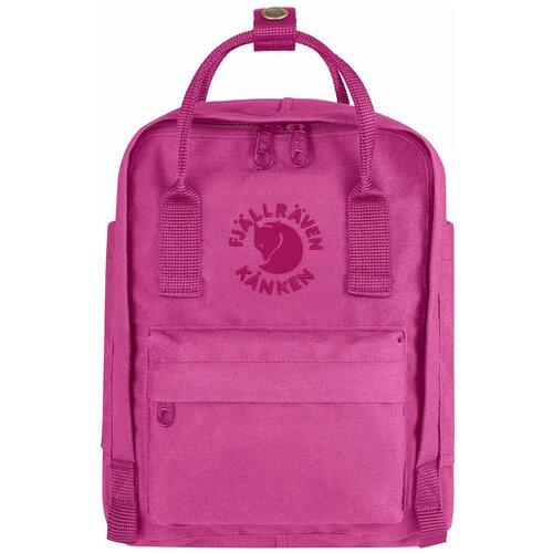 Городской рюкзак Fjallraven Re-Kånken Mini 7, pink rose городской рюкзак fjallraven re kånken 16 un blue