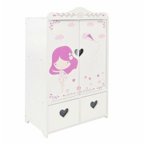 Купить Шкаф PAREMO Пьемонт мини Адриана PRT320-03M, Мебель для кукол