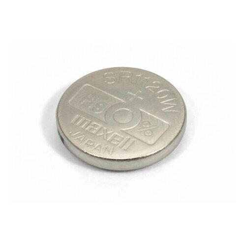 Фото - Батарейка оксид-серебряная MAXELL SR1120 SW (391, SR55, G8) батарейка maxell sr 621sw 1 шт