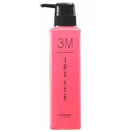 Купить Lebel Infinium Aurum Salon Care IAU Cell Serum Melt 3M - Крем интенсивный для увлажнения волос 500 мл, Lebel Cosmetics