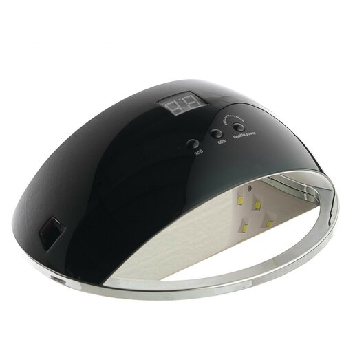 Купить Лампа LED LuazON LUF-22, 48 Вт черный