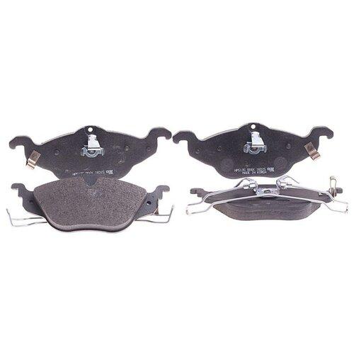 Дисковые тормозные колодки передние HONG SUNG BRAKE HP5135 для Opel Astra (4 шт.) дисковые тормозные колодки передние hong sung brake hp8153 для honda civic 4 шт
