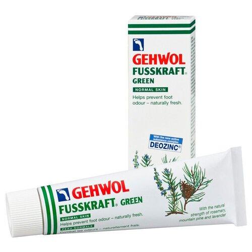 Gehwol Зеленый бальзам для ног Fusskraft 75 мл