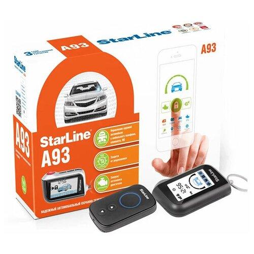 Автомобильная сигнализация StarLine A93 v.2