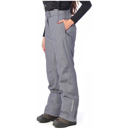 Горнолыжные брюки женские RUNNING RIVER 3115 (Серый 038/46)