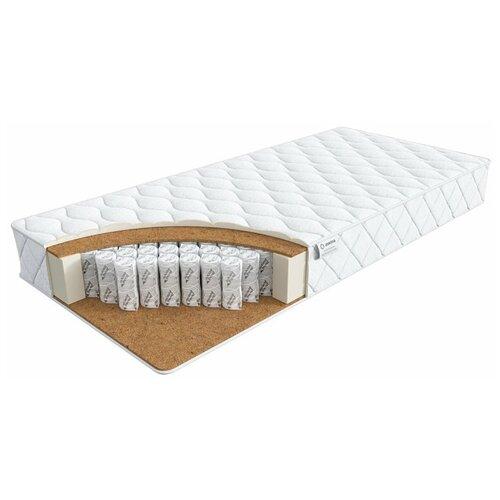 Матрас Аскона Trend Prime, 120x200 см, пружинный, белый матрас аскона balance forma 80x186
