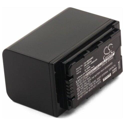 Аккумулятор для фото-видеокамер Panasonic HC-MDH2, 4400mAh
