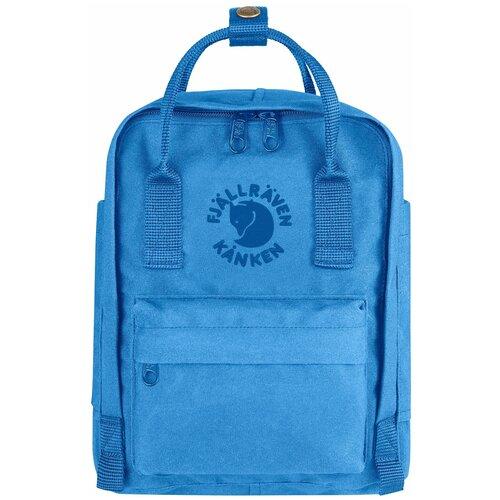 Городской рюкзак Fjallraven Re-Kånken Mini 7, un blue городской рюкзак fjallraven re kånken 16 un blue