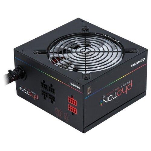Блок питания Chieftec CTG-750C-RGB 750W