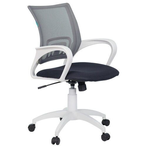 Компьютерное кресло Бюрократ CH-W695N офисное, обивка: текстиль, цвет: темно-серый недорого
