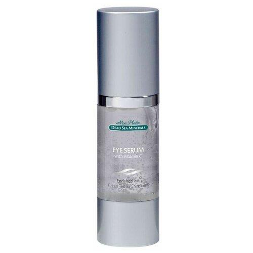 Купить Mon Platin Сыворотка Dead Sea Minerals для ухода за кожей вокруг глаз с витамином С, 30 мл