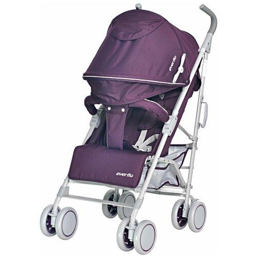 Фото - Прогулочная коляска everflo E-1266 ATV, purple прогулочная коляска everflo easy guard jeans