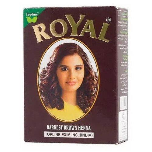 Купить Royal Хна для бровей, 10 г dark brown 7 шт.