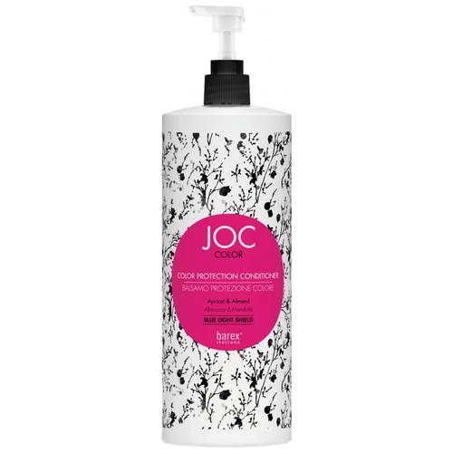 Barex Бальзам-кондиционер JOC Color Protection Conditioner Apricot & Almond Стойкость Цвета для окрашенных волос Абрикос и Миндаль, 1000 мл недорого