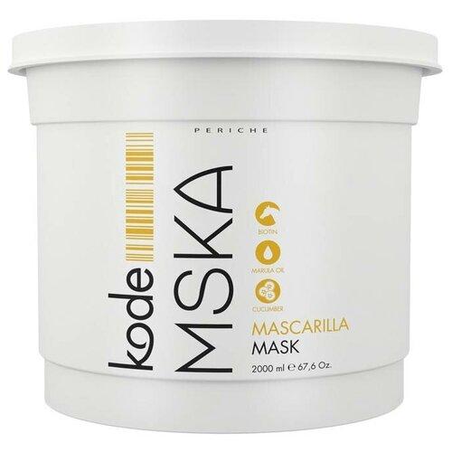 Periche Profesional KODE MSKA Маска с биотином для волос и кожи головы, 2000 мл