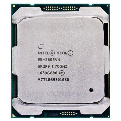 Фото - Процессор Intel Xeon E5-2603 v4, OEM процессор для серверов intel xeon e5 2650 v4 2 2ггц [cm8066002031103s]