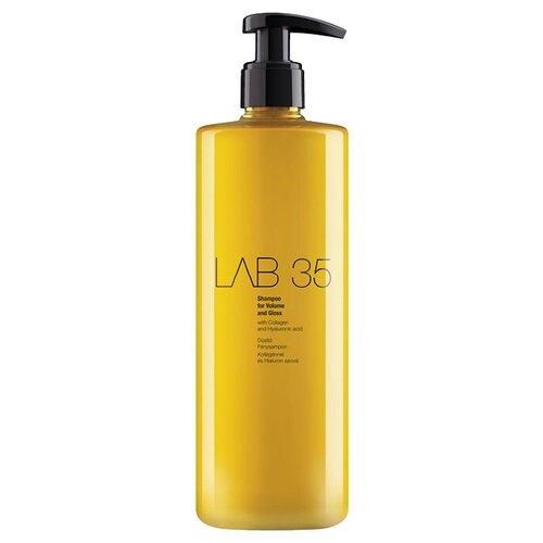 Шампунь Kallos Cosmetics LAB35 для объема и блеска, для тонких волос