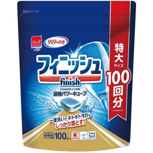 Таблетки для посудомоечной машины Finish Japan таблетки, 100 шт.