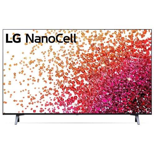 Фото - Телевизор NanoCell LG 43NANO756PA 43 (2021), черный телевизор lg 60up77506la 60 2021 черный