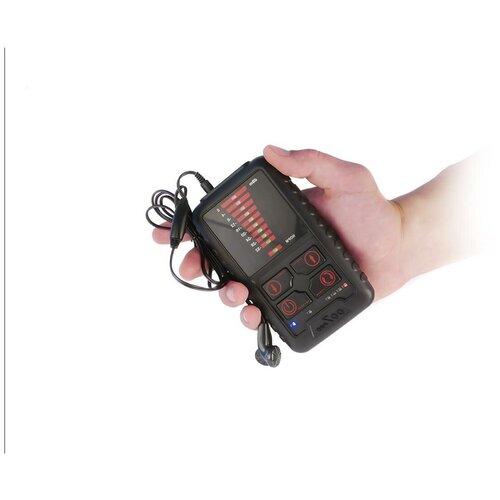Фото - Антижучок Лидер-Kill с подавителем - профессиональный обнаружитель скрытых видеокамер, обнаружение скрытых видеокамер в подарочной упаковке аксессуары для видеокамер