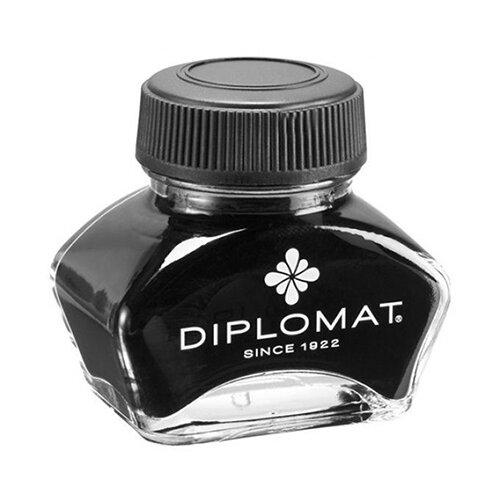 Чернила для перьевой ручки DIPLOMAT D20000324 черный