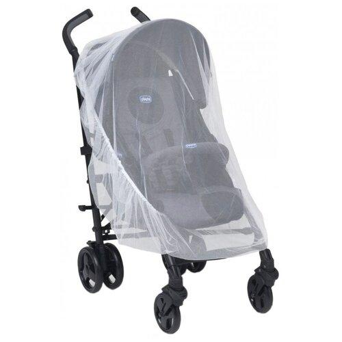 Chicco Москитная сетка для прогулочных колясок универсальная серый москитные сетки chicco универсальная для прогулочных колясок