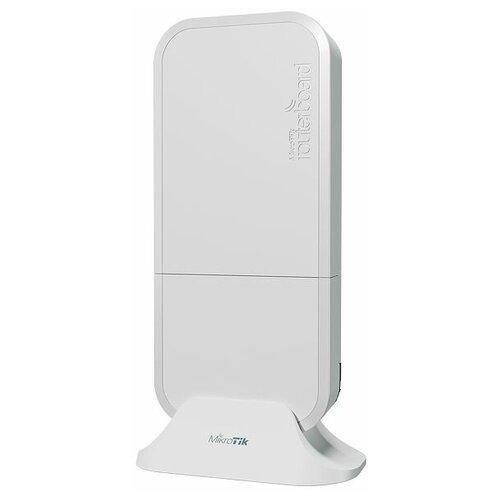 Фото - Wi-Fi точка доступа MikroTik wAP ac (RBwAPG-5HacD2HnD), белый wi fi мост mikrotik wap 60g rbwapg 60ad