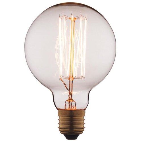 Лампочка накаливания Loft it Edison Bulb G9560 E27 60W