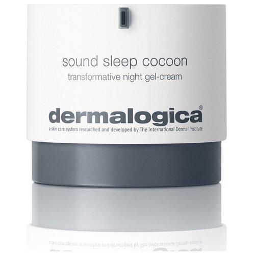 Купить Dermalogica Sound Sleep Cocoon transformative night gel-cream Ночной восстанавливающий крем для лица, 50 мл