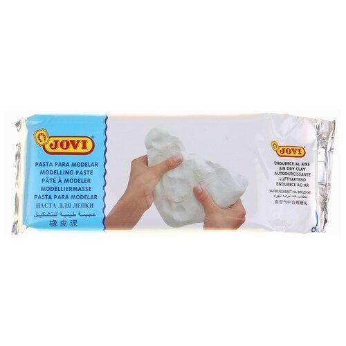 Купить Масса для лепки отвердевающая белая 500г JOVI 85 577122, Пластилин и масса для лепки