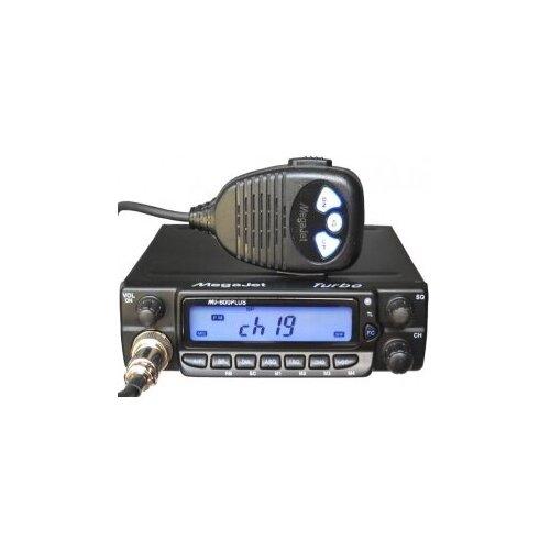 Автомобильная радиостанция MegaJet MJ-600 Plus Turbo