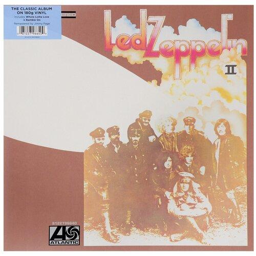 Led Zeppelin. Led Zeppelin II. Remastered Original (виниловая пластинка) недорого