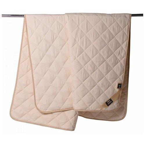 Одеяло стеганое из верблюжьей шерсти в микрофибре Бел-Поль верблюжья шерсть 200х220 всесезонное