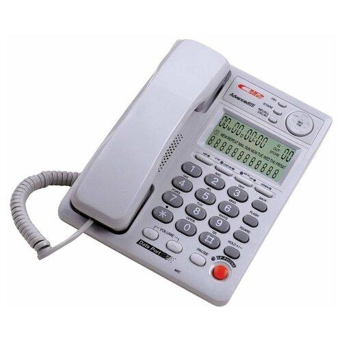 Телефон ВЕКТОР 555/08 черный