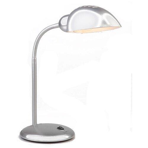 Настольная лампа Eurosvet Confetti 1926 серебристый, 15 Вт настольная лампа eurosvet 1926 серебристый 1926