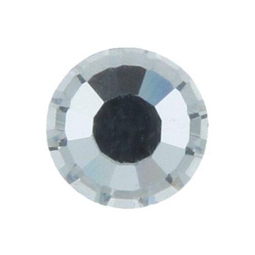 Купить Стразы клеевые PRECIOSA Crystal, 7, 2 мм, стекло, 144 шт, в пакете, белый (438-11-612 i), Фурнитура для украшений