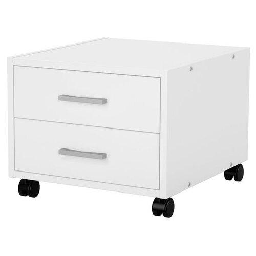 Фото - Тумба для парты KETTLER Kett-Up, ШхГхВ: 44х40х27 см, цвет: белый/белый ящик kettler w40106 белый серый