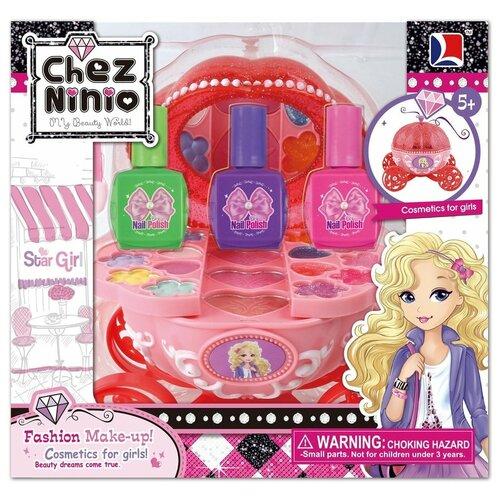 Купить Набор косметики Наша игрушка Шкатулка красоты Y19532501