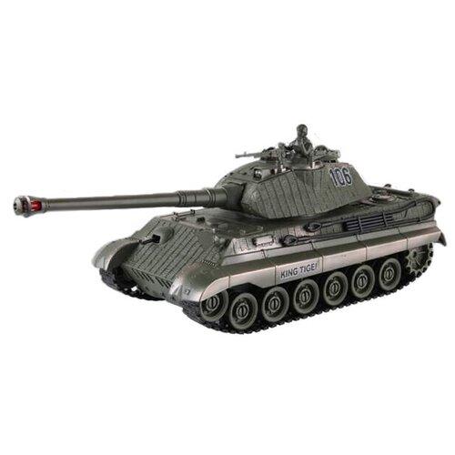 Танк 1 TOY Взвод (Т17685) 1:28 35 см зеленый