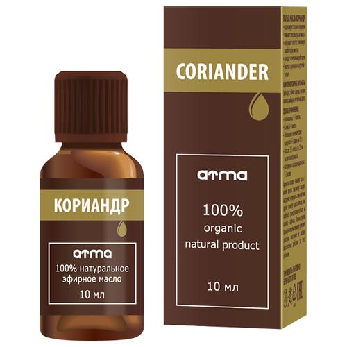 Эфирное масло ATMA Кориандра 10мл