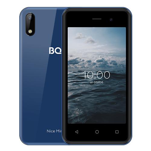 Смартфон BQ 4030G Nice Mini синий