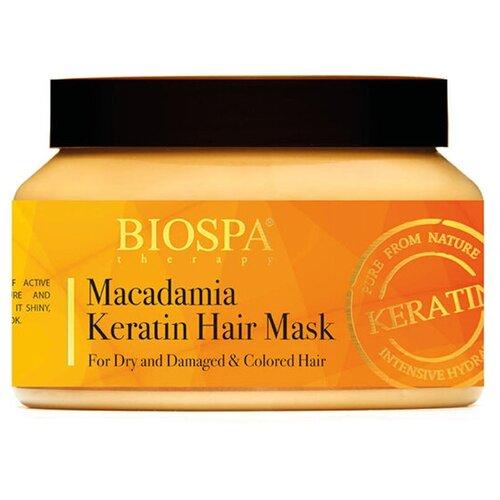 Купить Sea of Spa BioSPA Маска для волос с кератином и маслом макадамии, 500 мл